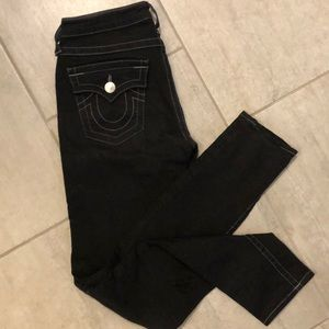 Black True Religion jeans size 26